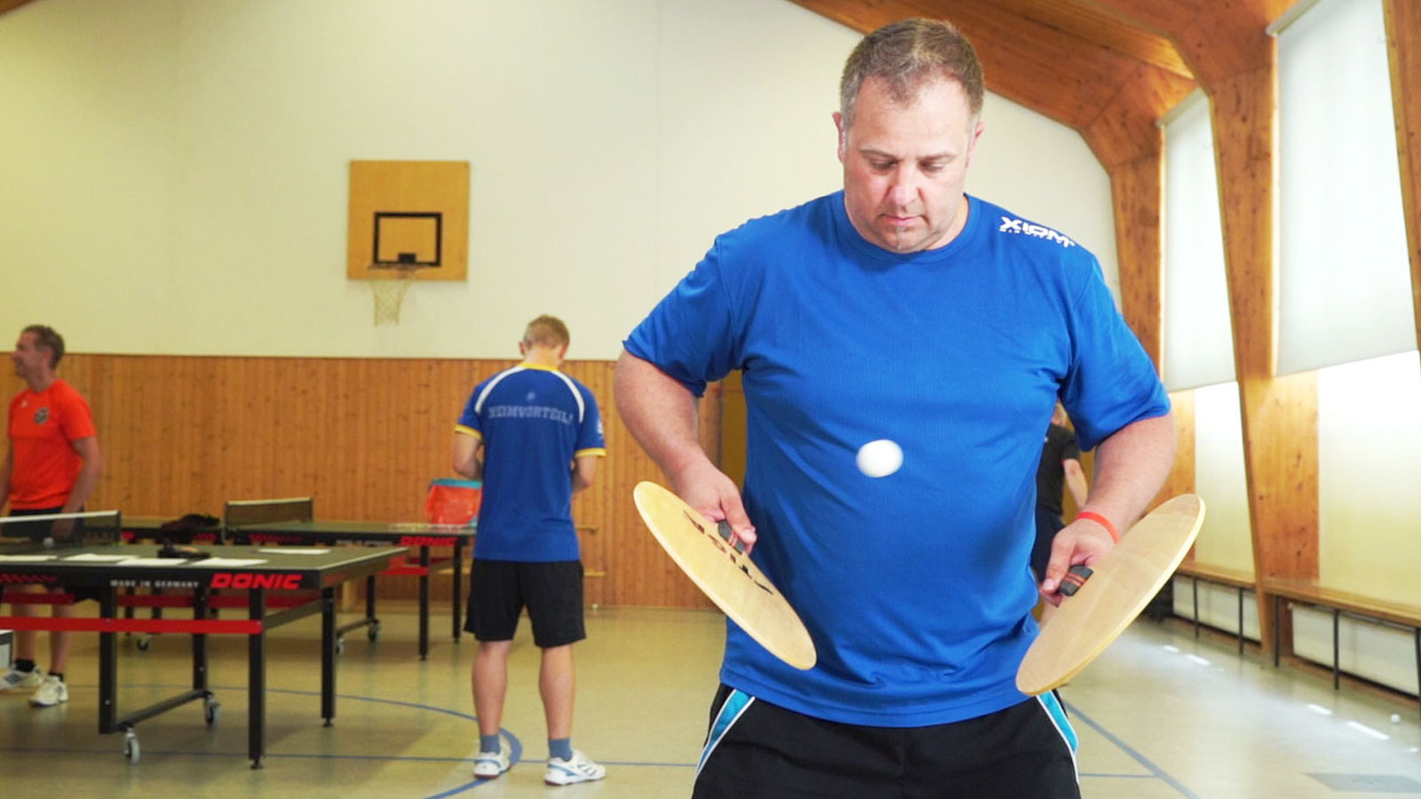 CrazyPingPong - alternative Trainingsinhalte